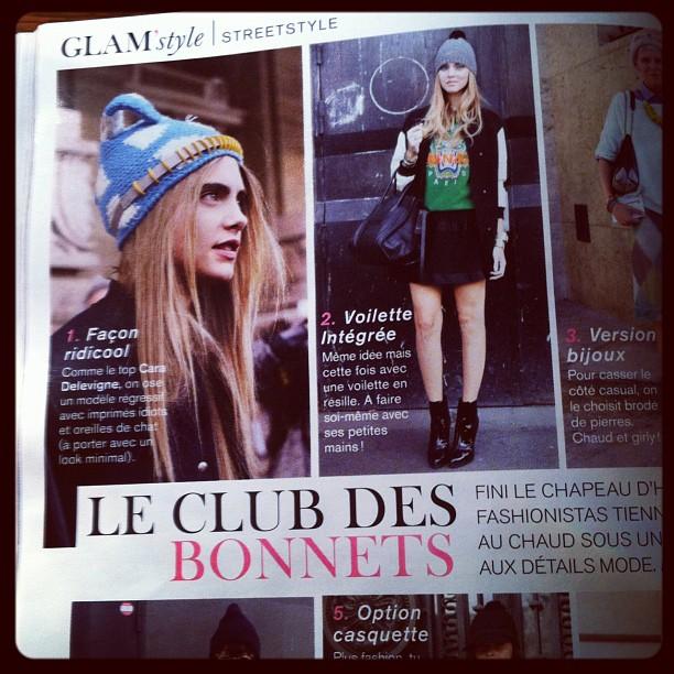 glamour theblondesalad