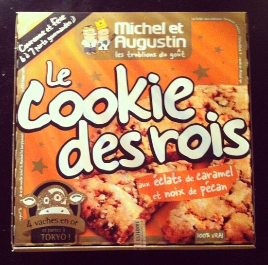 Cookie Michel et Augustin