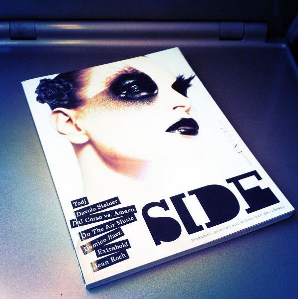 Side mag