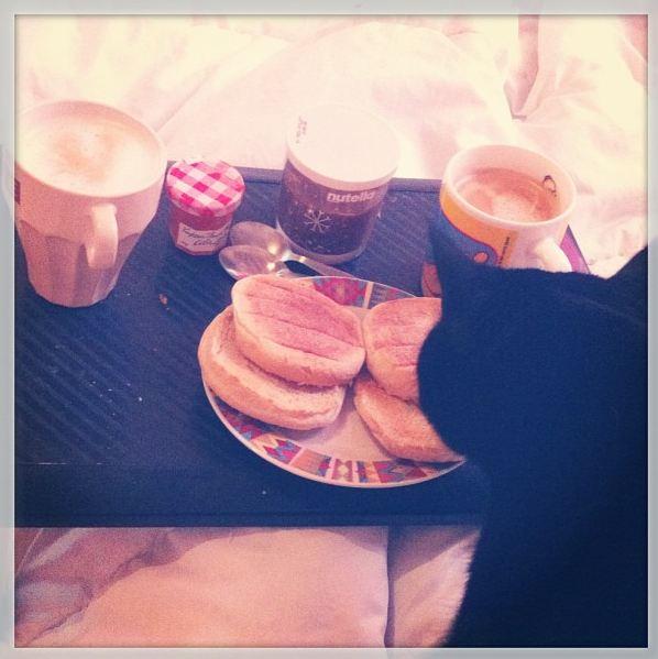 zPDJ4 Breakfast Challenge