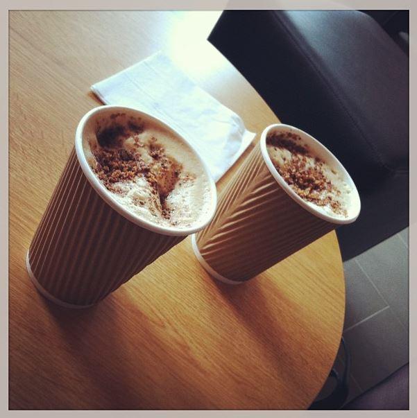 Foston's coffee