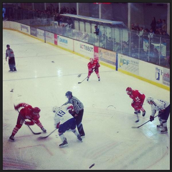Hockey Tissot