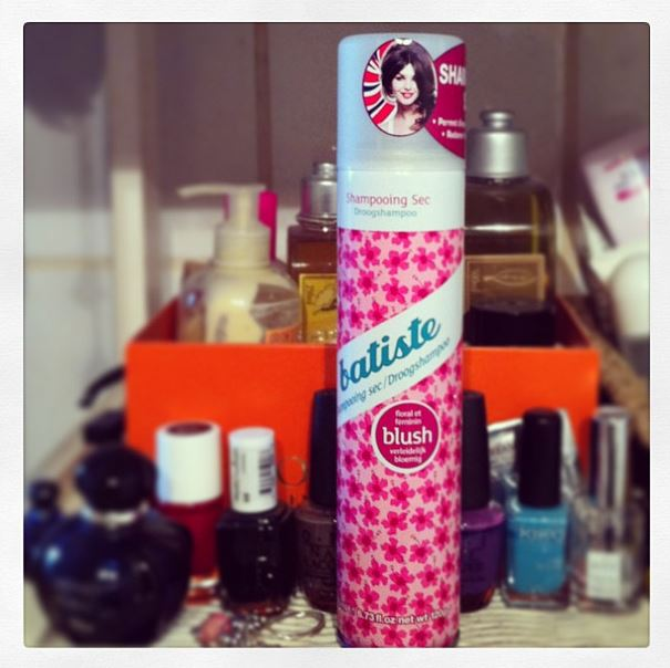Batiste shampooing sec