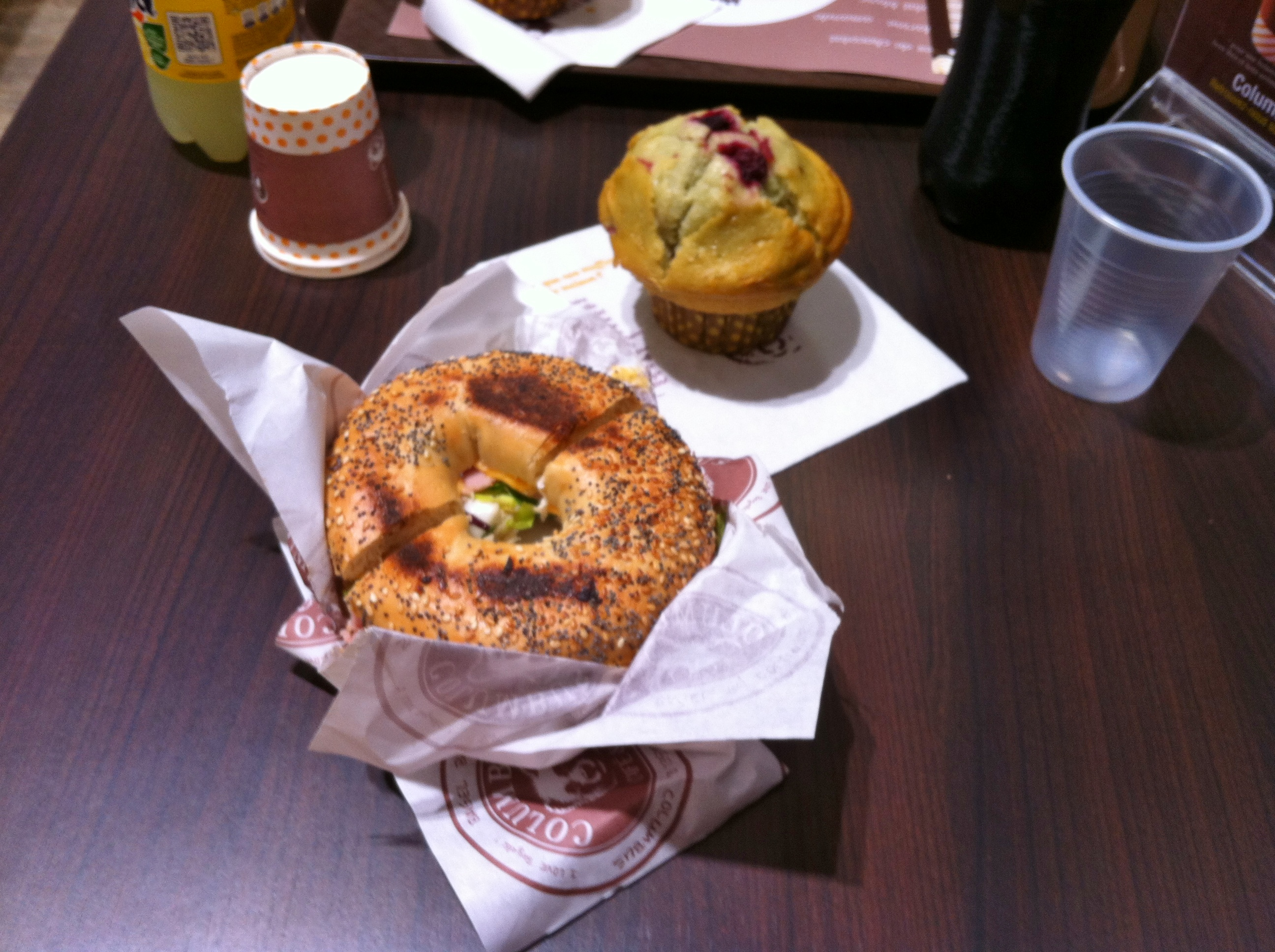 Columbus café 2