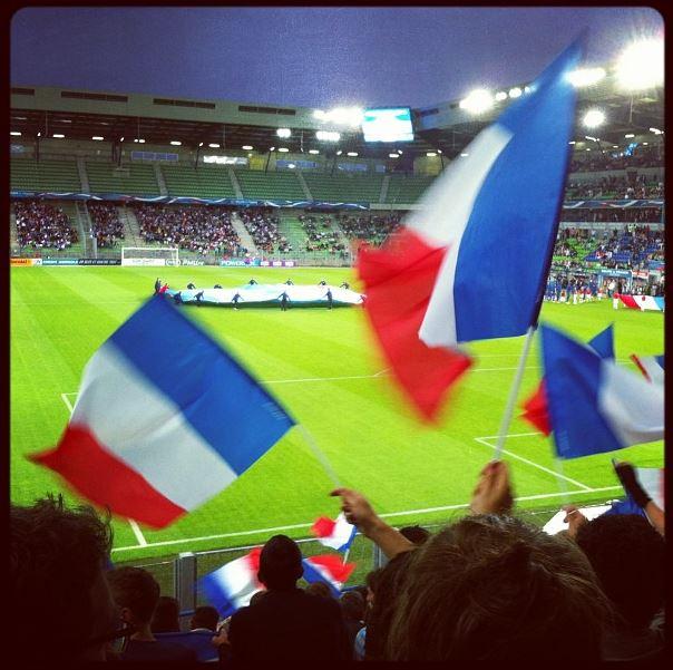 Foot u21 Match France Khazakhstan équipe de france espoirs