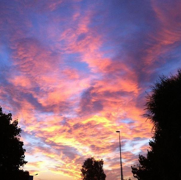 1 Ciel du matin