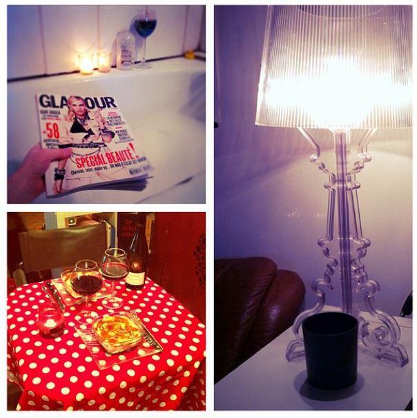 dimanche soir parfait kartell QuintessenceParis glamour