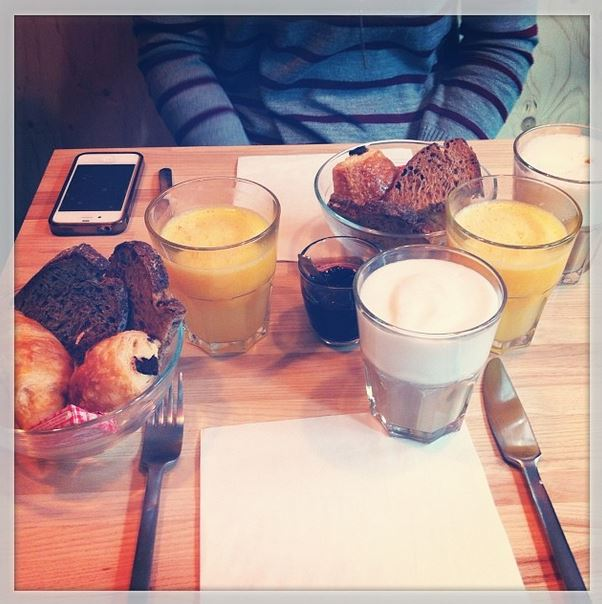 3 Brunch decoroom café