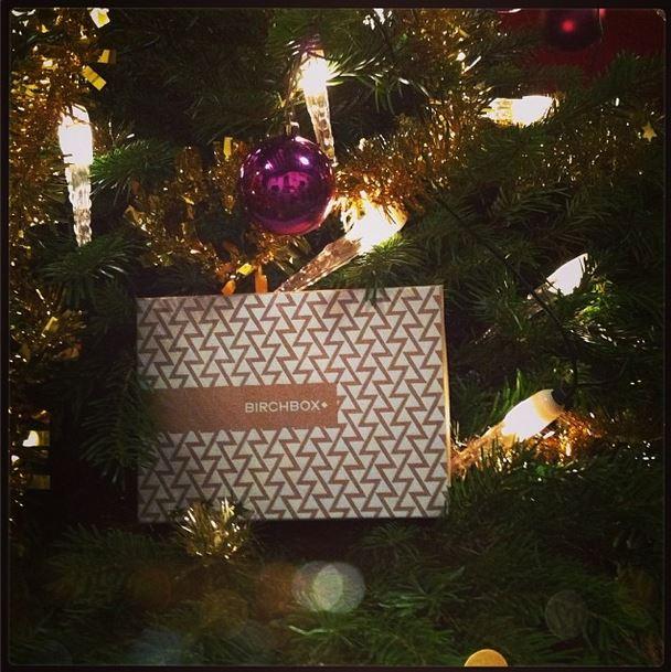 Birchbox happy fêtes de décembre