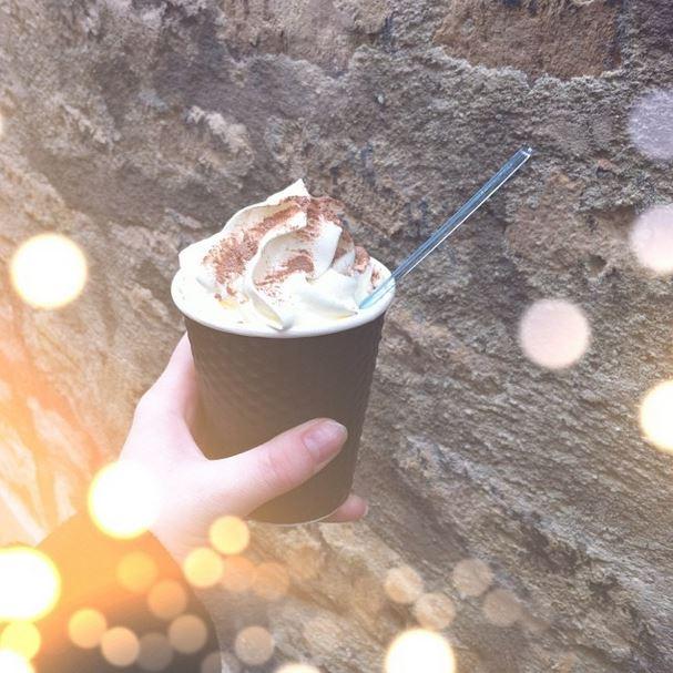 t café à emporter