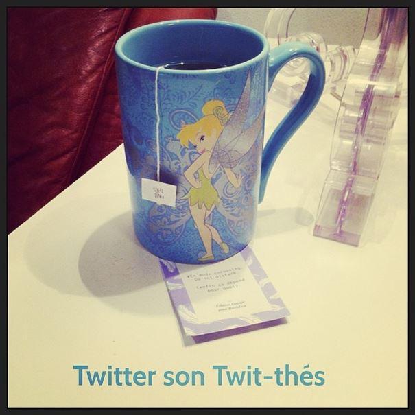 Twit-thés