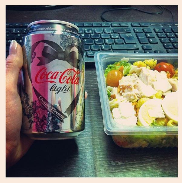 coca cola light Chantal Thomas